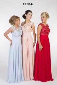 PF 9147 Powder Blue, Blush and Red 2