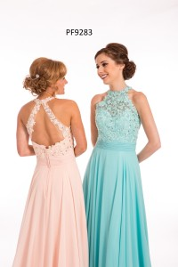 PF 9283 Blush Pink and Tiffany Blue