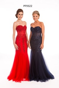 PF 9322 Red and Navy