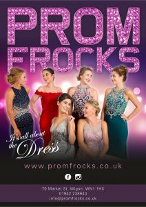 Prom Frocks Stockist Cornwall