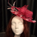 Selection wedding hats Pams People Camborne