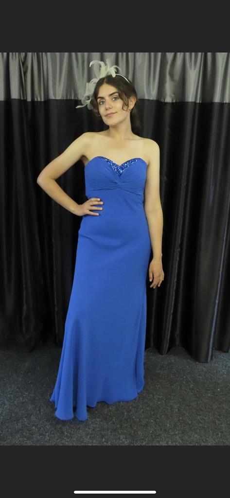 Prom Frocks PF9144 dark blue
